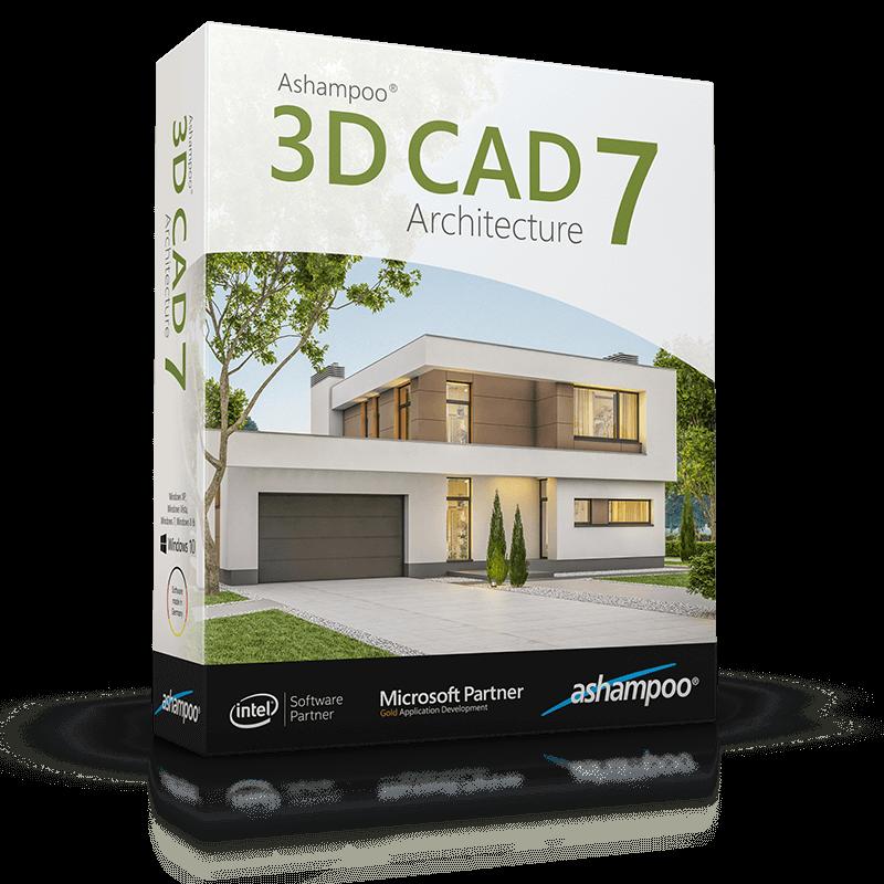Ashampoo® 3D CAD Architecture 7