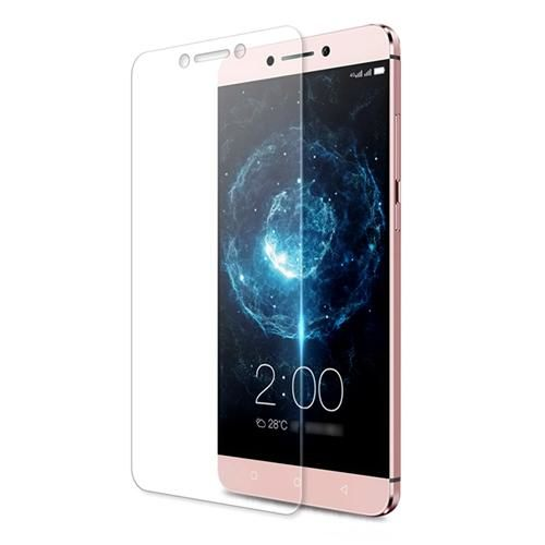 Makibes Tempered Glass For LeTV Le 2/Le 2 Pro 0.33mm Arc Egde Glass Film Screen Protector - Transparent