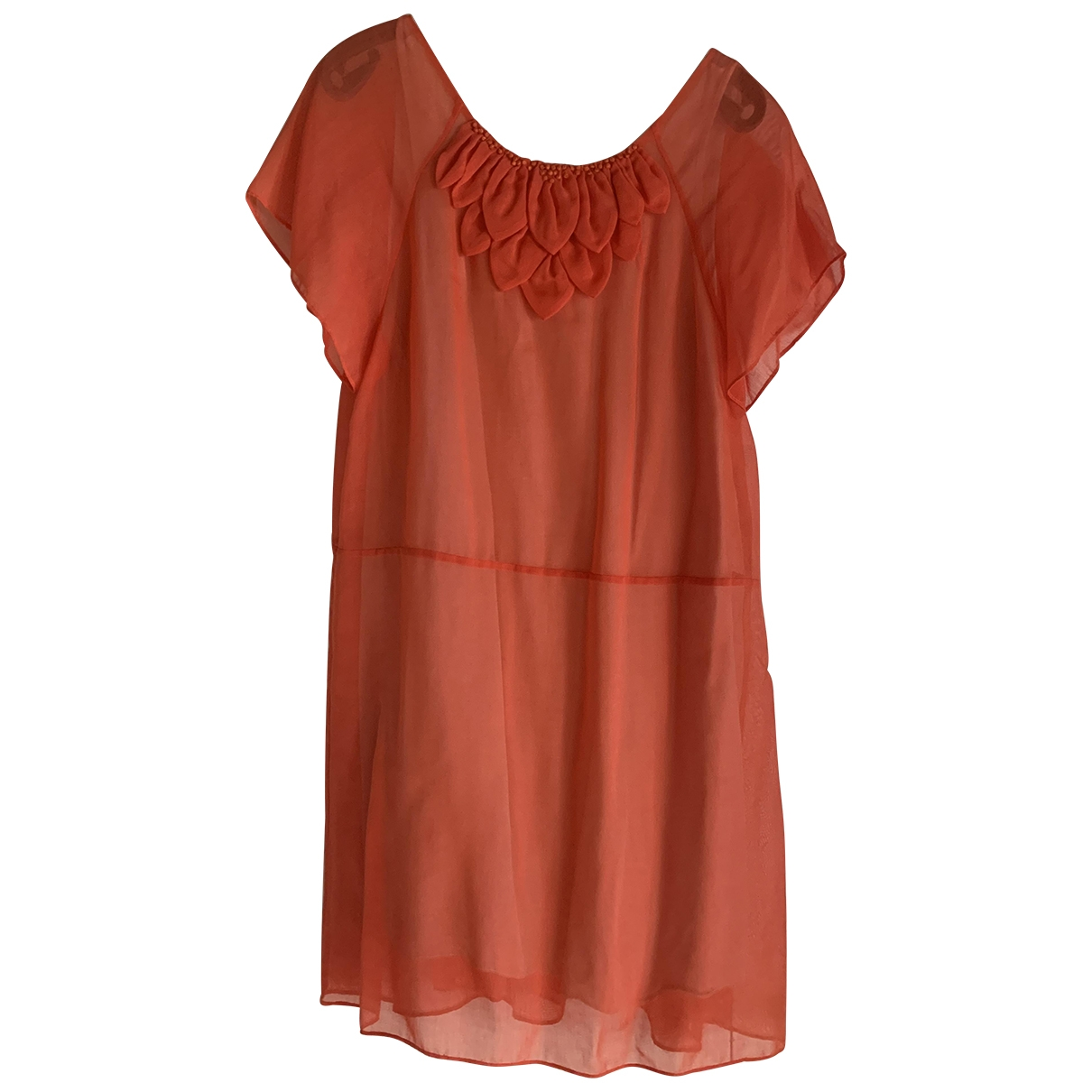 3.1 Phillip Lim \N Orange dress for Women 2 0-5