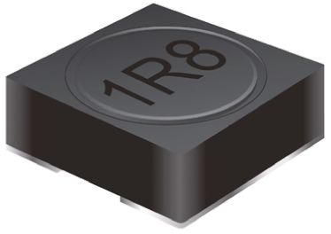 Bourns , SRR4028, 4028 Shielded Wire-wound SMD Inductor with a Ferrite Core, 330 μH ±30% Wire-Wound 300mA Idc Q:16.48 (5)