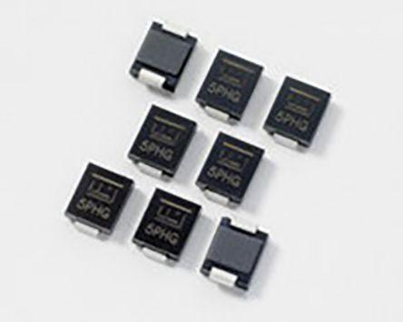 Littelfuse SMDJ170CA, Bi-Directional TVS Diode, 3000W, 2-Pin DO-214AB (3000)
