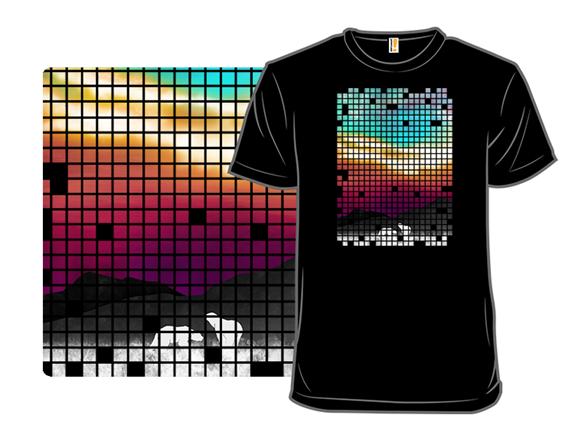 Enjoy The Aurora T Shirt