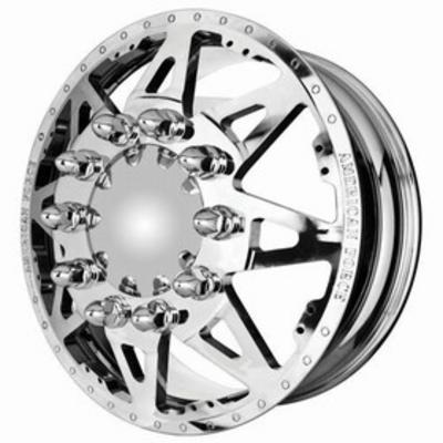 American Force 22.5x8.25 Wheel Stars Kit Polish - AFDD52117-1