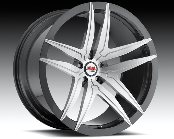 Forgiato FOR-VIZM2090 Monoleggera Vizzo-M Wheels 20x9.0