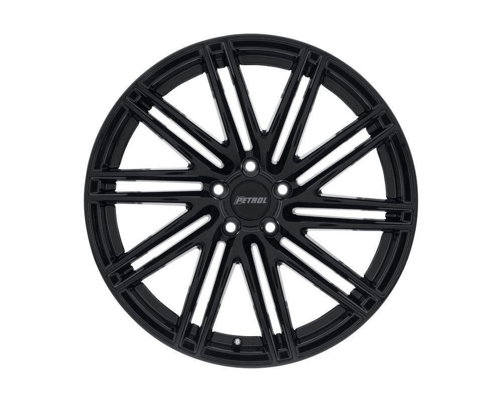 Petrol 2085P1C405114B76 P1C Wheel 20x8.5 5x114.3 40mm Gloss Black