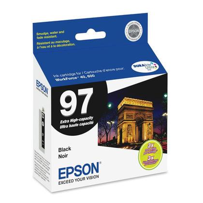 Epson T097120S Original Extra Black Ink Cartridge High Yield
