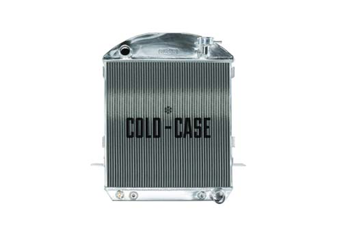 24-27 T-Bucket Chevy Engine Aluminum Performance Radiator Cold Case Radiators STF900A