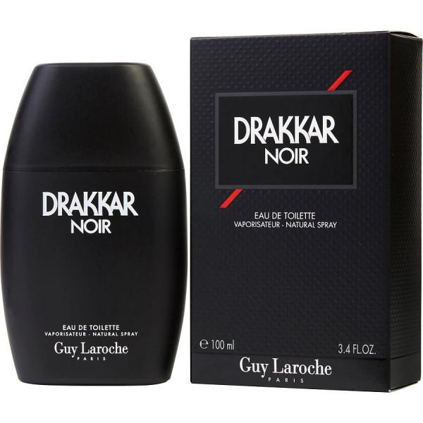 Guy Laroche - Drakkar Noir : Eau de Toilette Spray 3.4 Oz / 100 ml