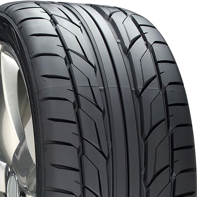Nitto 211270 NT555 G2 Tire 295 /40 R20 110W XL BSW
