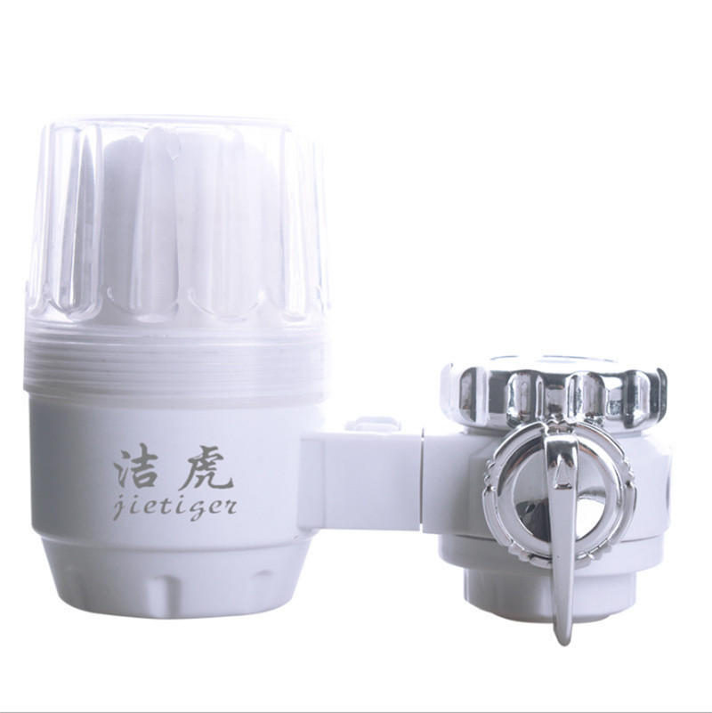 Water Purifier Faucet Filter Washable Home Kitchen Tap Bacteria Removal Replacement Filter