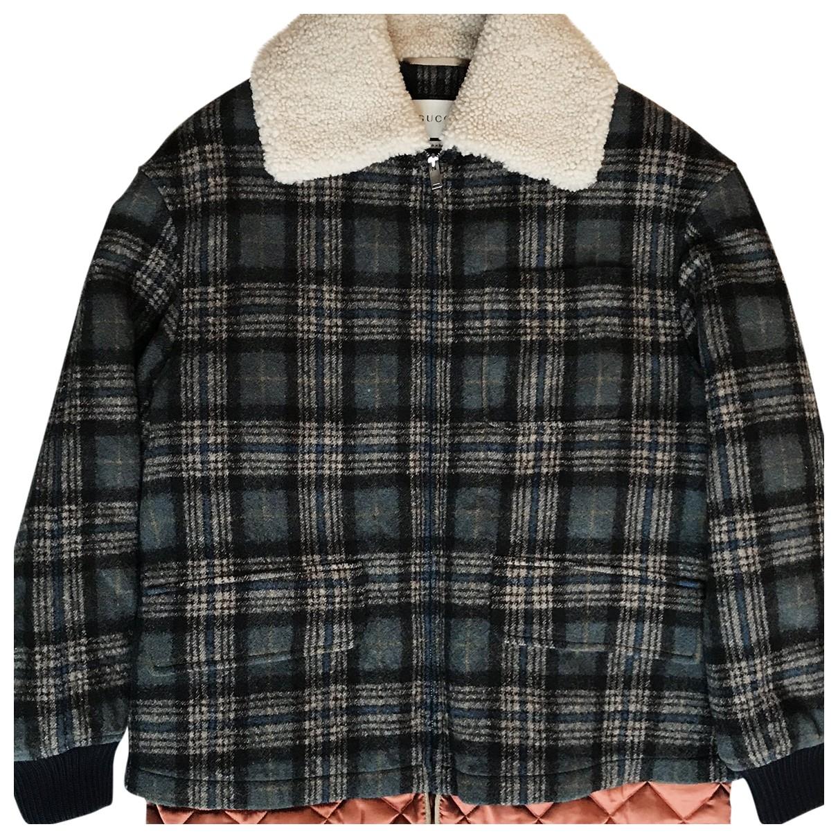 Gucci \N Wool jacket  for Men 46 IT