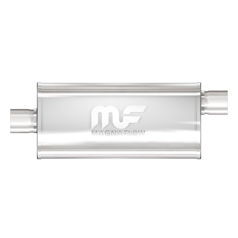 MagnaFlow 14226 Exhaust Products Universal Performance Muffler - 2.5/2.5
