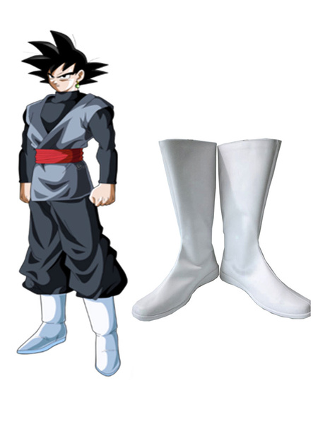 Milanoo Dragon Ball Super Son Goku Kakarotto Cosplay Shoes Halloween