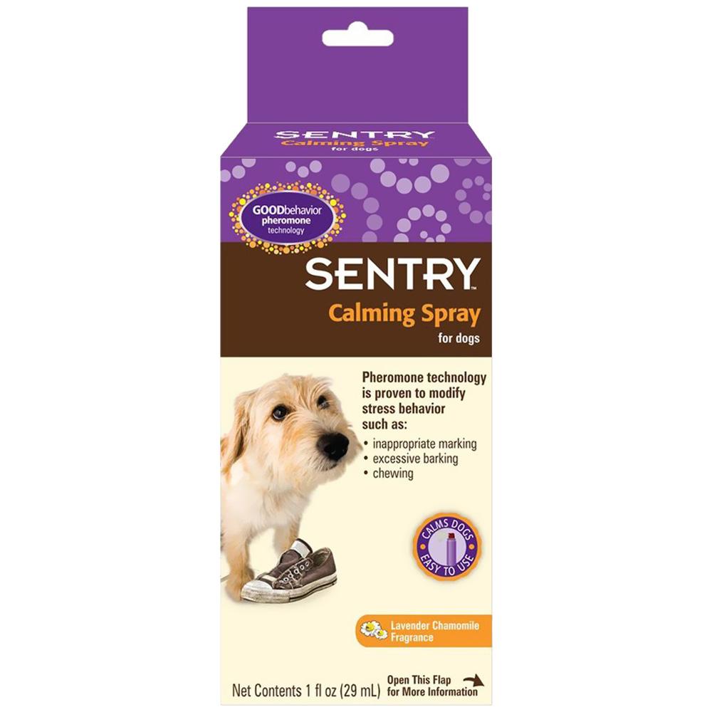 SENTRY Calming Spray for Dogs (1 oz)