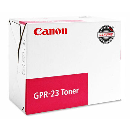 Canon GPR-23M 0454B003AA Original Magenta Toner Cartridge