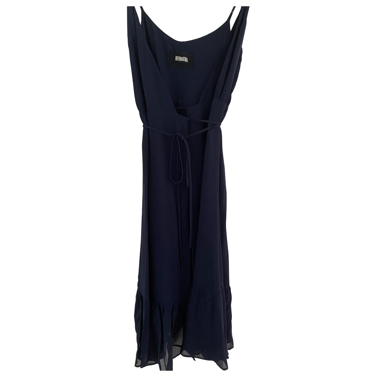Reformation \N Navy dress for Women S International
