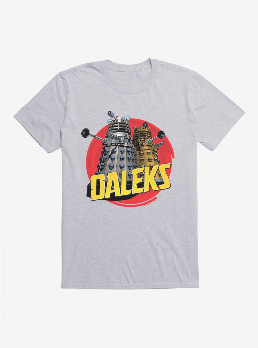 Doctor Who The Daleks T-Shirt