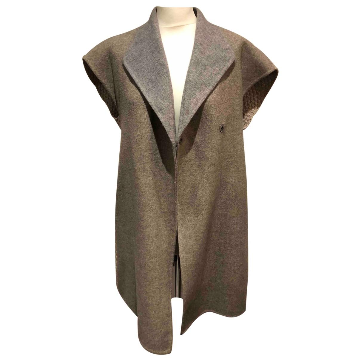 Fabiana Filippi \N Brown Wool jacket for Women 10 UK