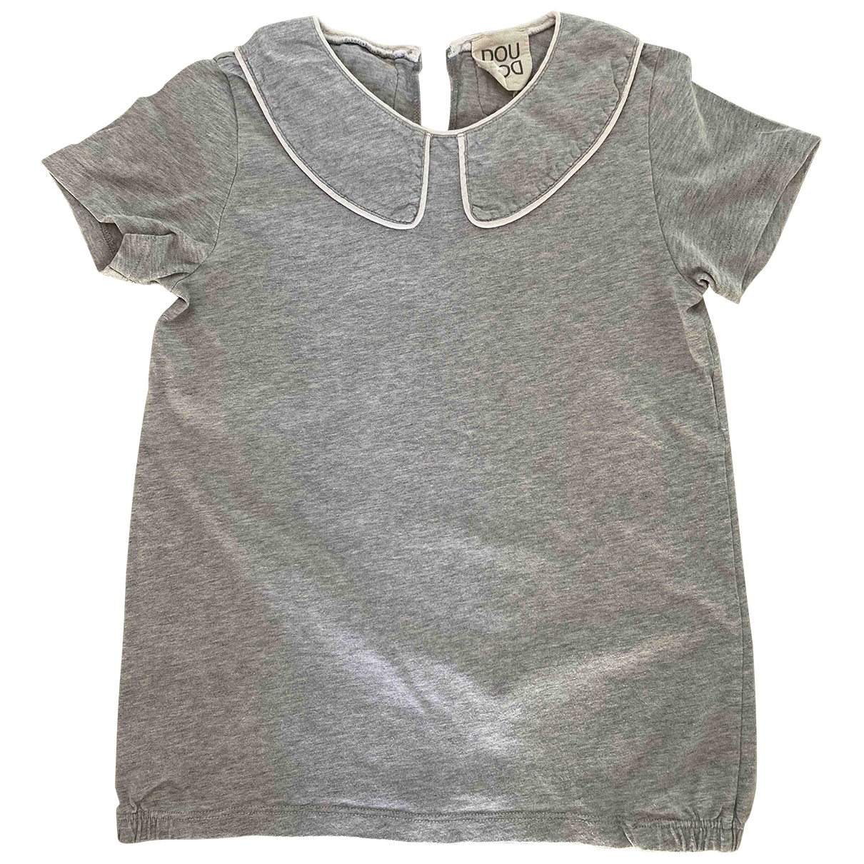 Douuod \N Grey Cotton  top for Kids 8 years - up to 128cm FR