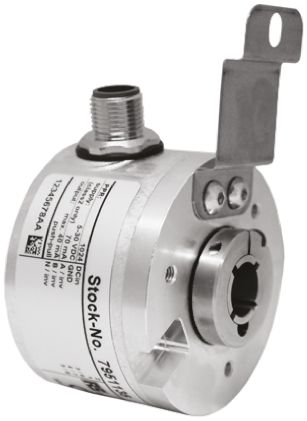 RS PRO Incremental Encoder  1024 ppr 6000rpm Hollow 5 → 30 V dc