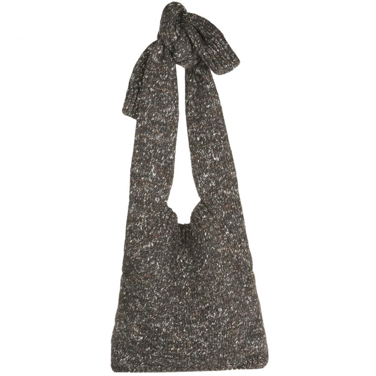 Stella Mccartney \N Brown Wool handbag for Women \N