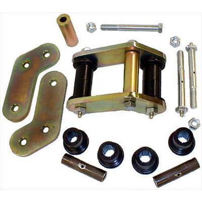Mountain Off Road Enterprises Boomerang Lubeable Shackles - LS9081HD