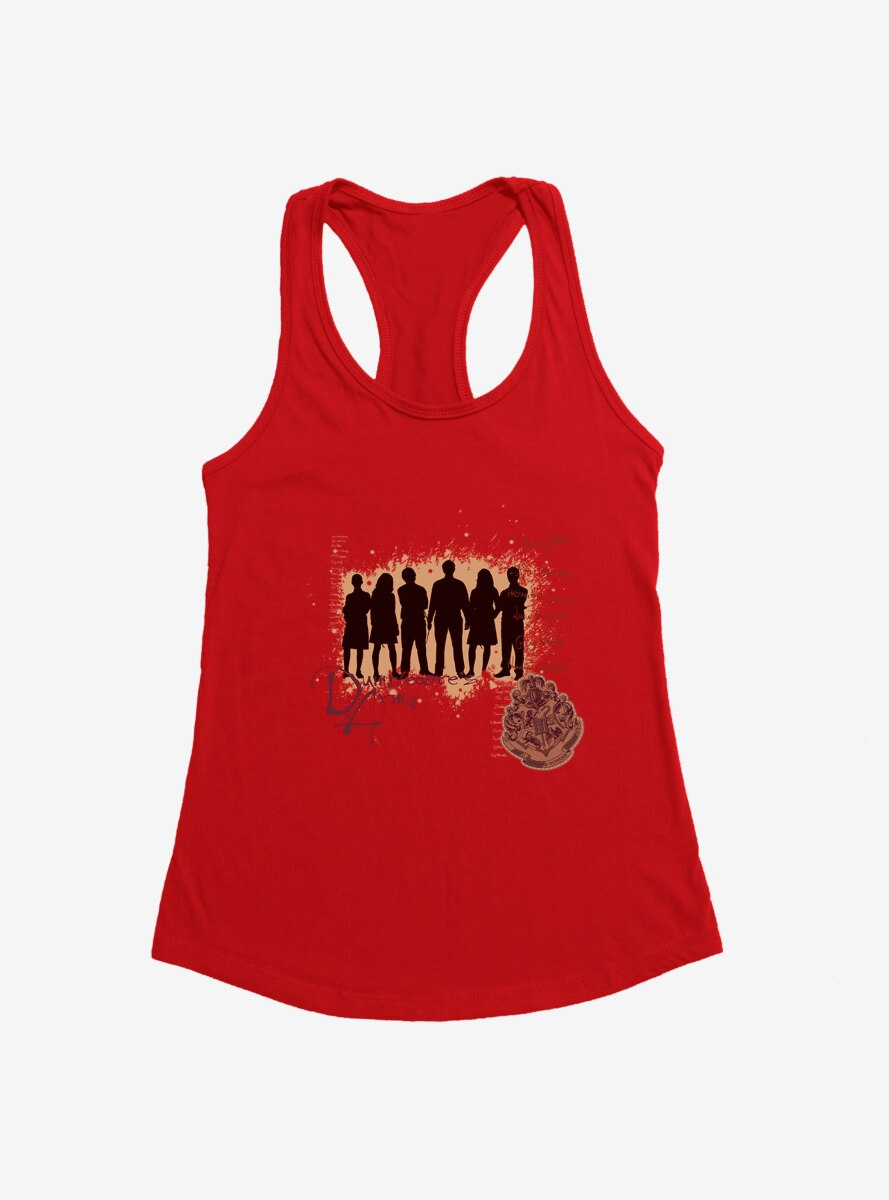 Harry Potter Dumbledore's Army Team Womens Tank