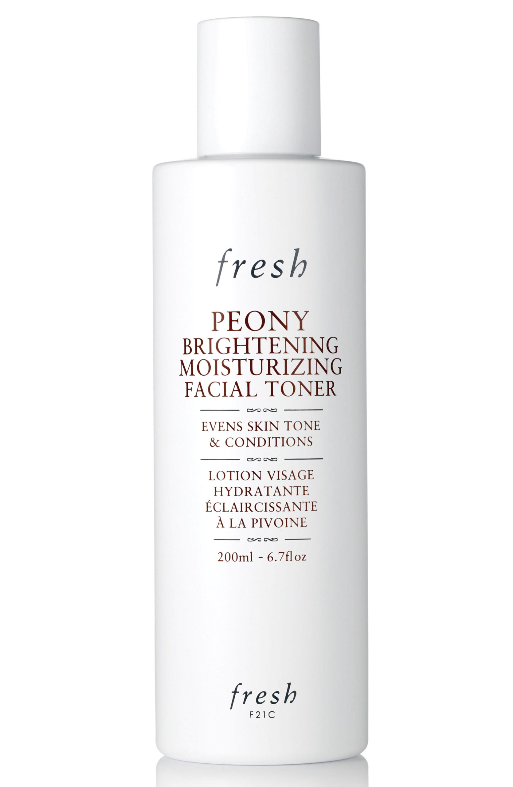 Peony Brightening Moisturizing Facial Toner