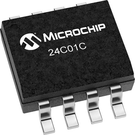 Microchip Technology, 24C01C-I/P (60)
