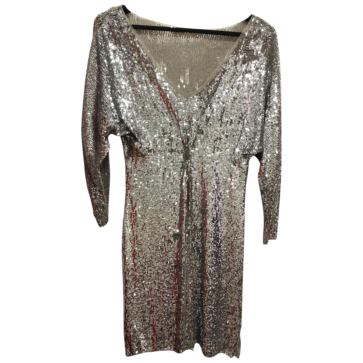Amen Italy \N Metallic Glitter dress for Women 42 IT