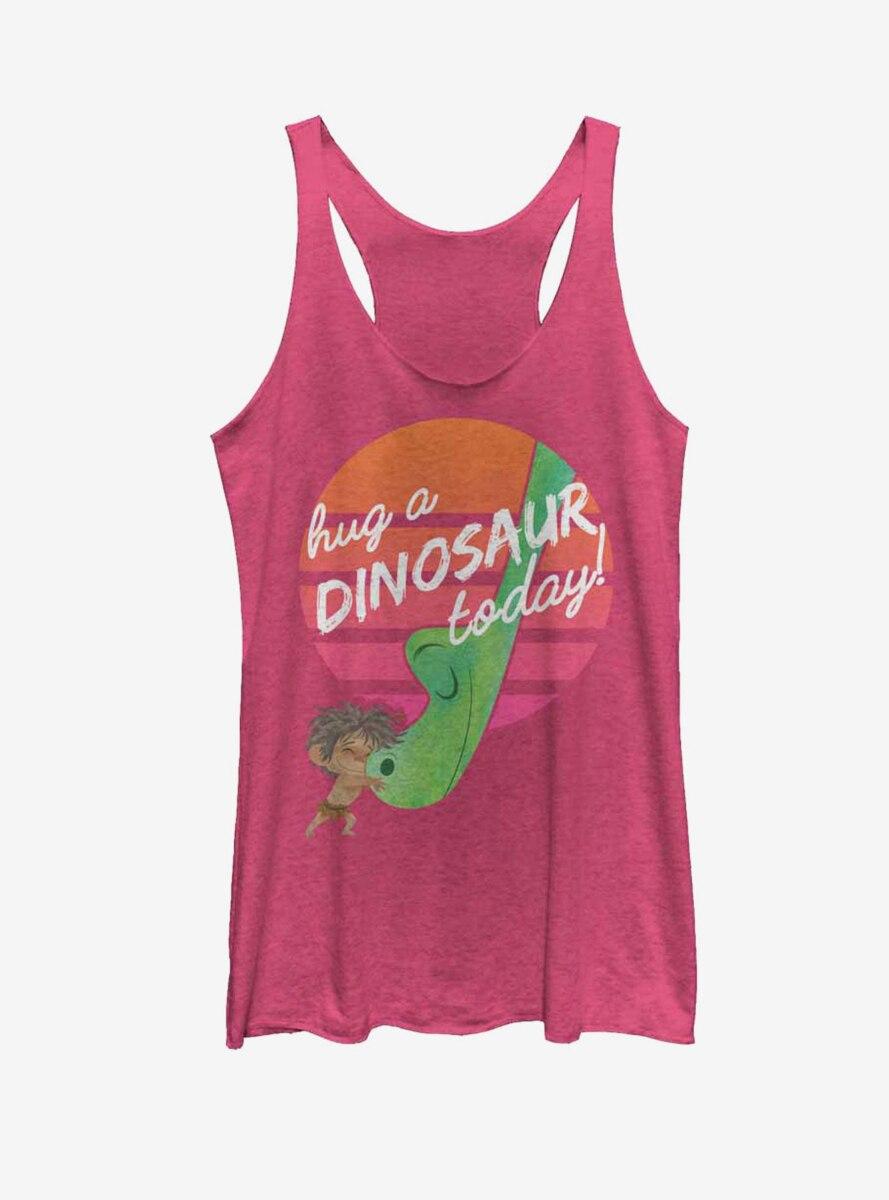 Pixar Hug a Dinosaur Womens Tank