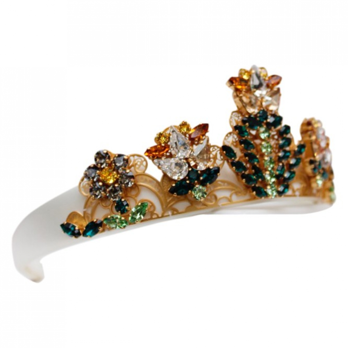 Dolce & Gabbana \N Metal Hair accessories for Women \N