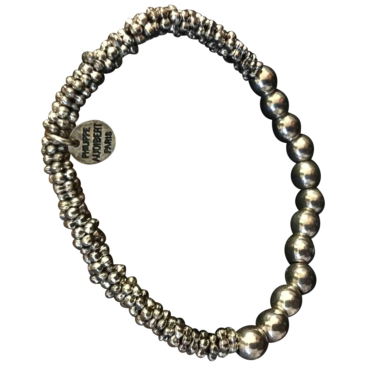 Philippe Audibert \N Silver Metal bracelet for Women \N