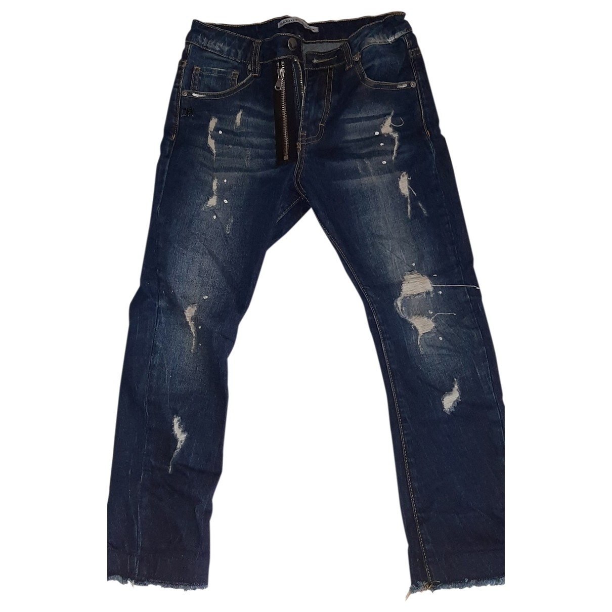 Daniele Alessandrini \N Denim - Jeans Trousers for Kids 8 years - up to 128cm FR
