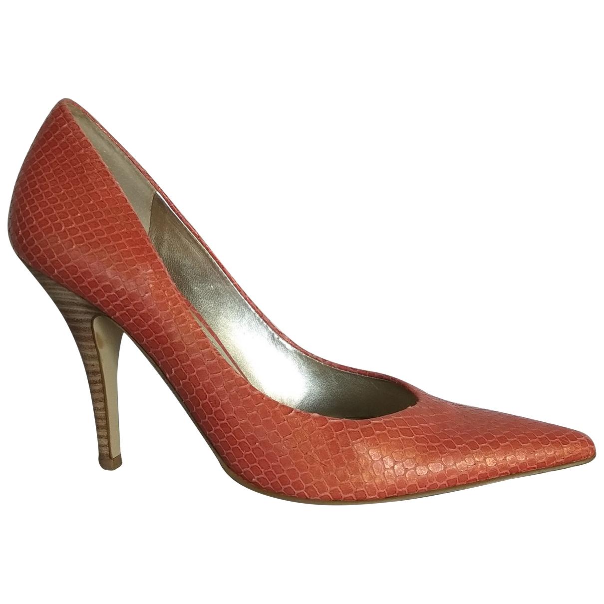 Nine West \N Leather Heels for Women 36 EU