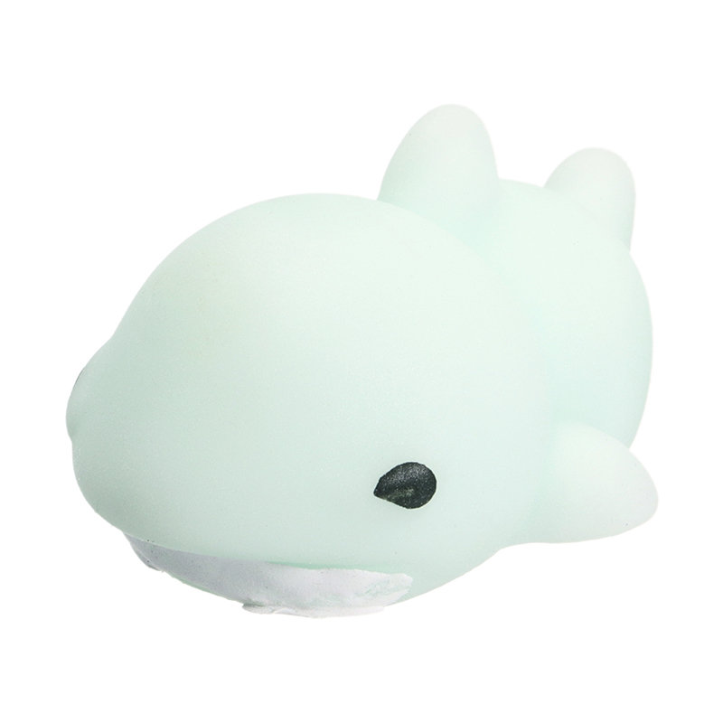 Shark Squishy Squeeze Cute Healing Toy Kawaii Collection Stress Reliever Gift Decor