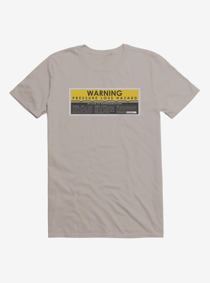 Star Trek Pressure Loss Hazard T-Shirt