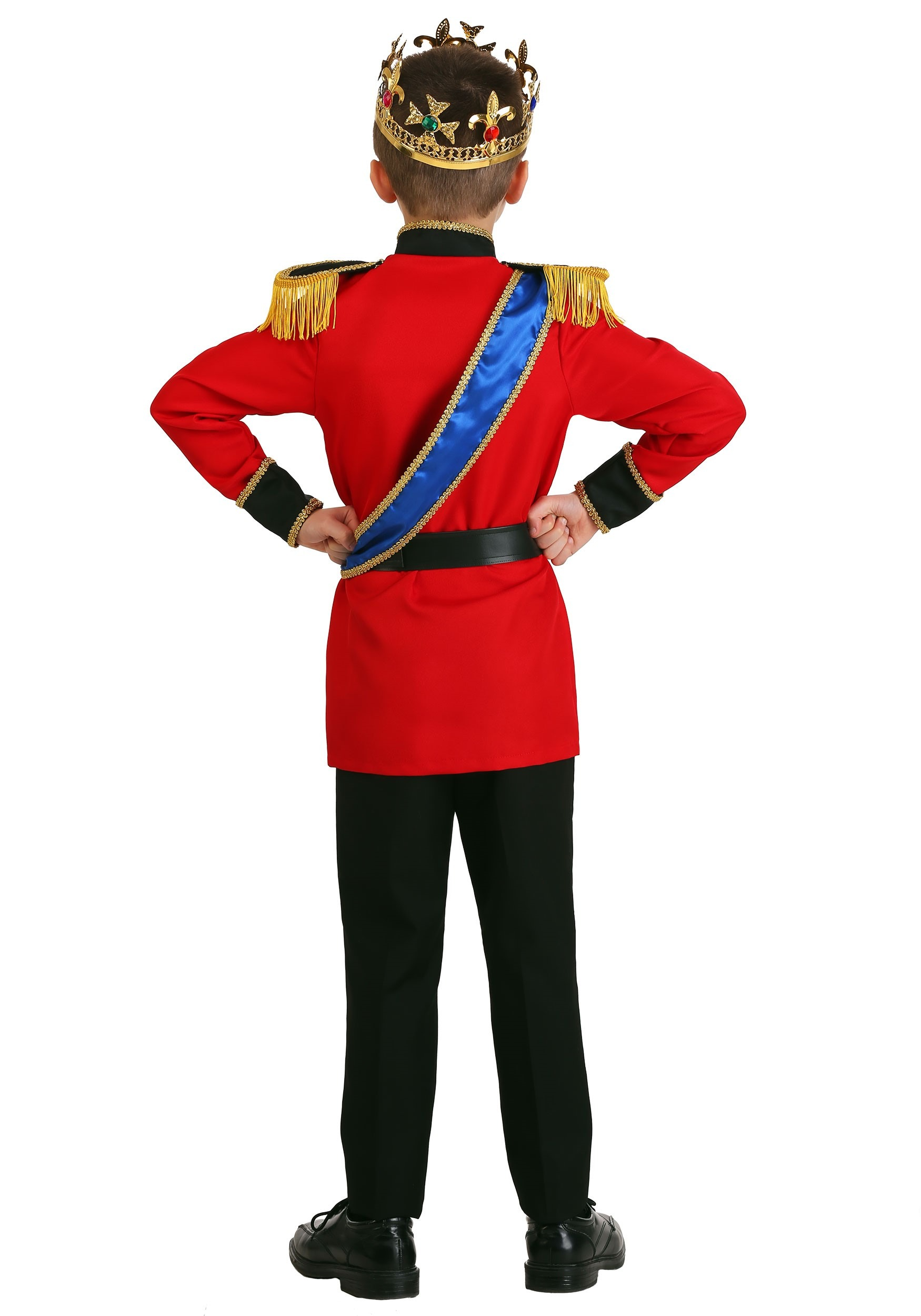 European King Costume for Boys
