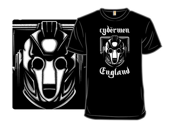 Cyberhead T Shirt