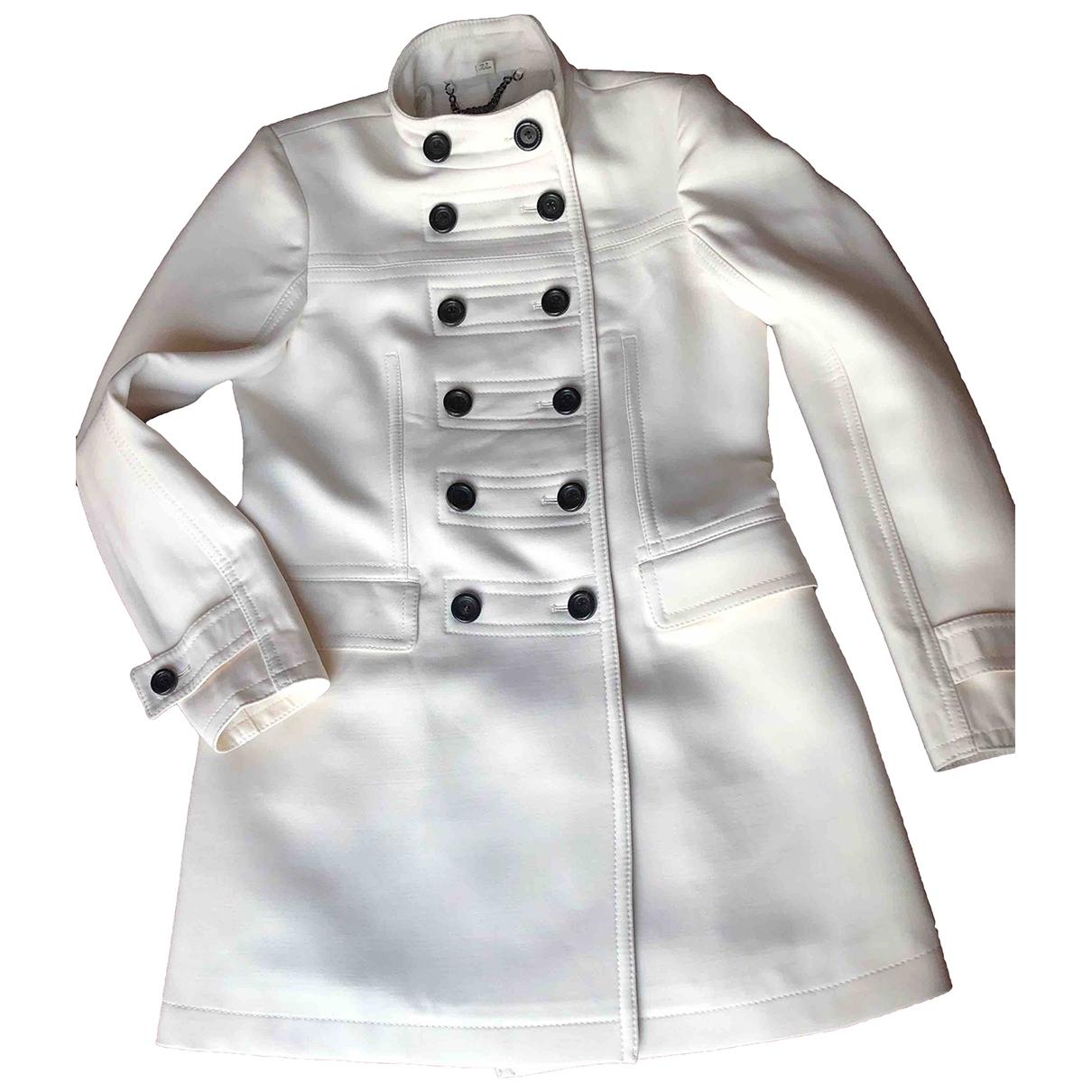 Burberry \N White coat for Women 40 FR