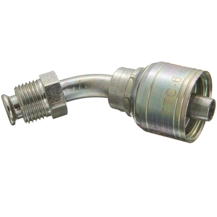 Weatherhead 04ZB44 - Fittings   Hose End (Perm) 1 S/1 R 45 D M. Inv...