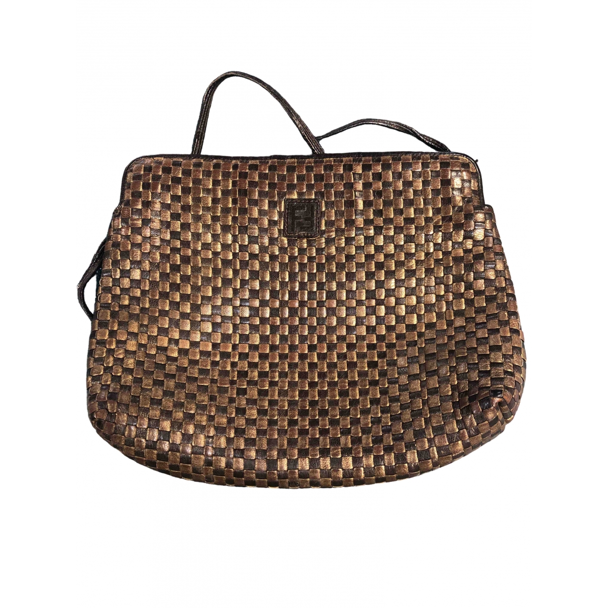 Fendi \N Brown Leather handbag for Women \N