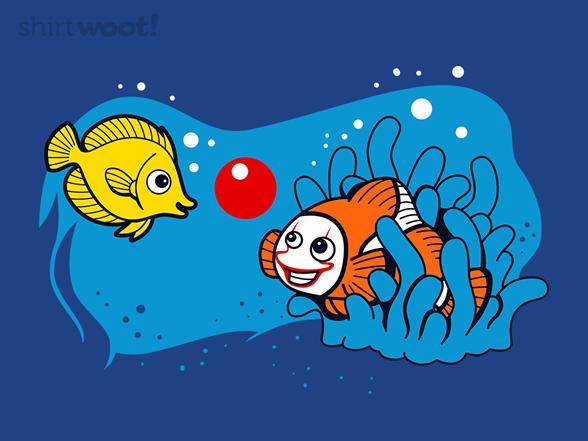 We All Swim Down Here T Shirt