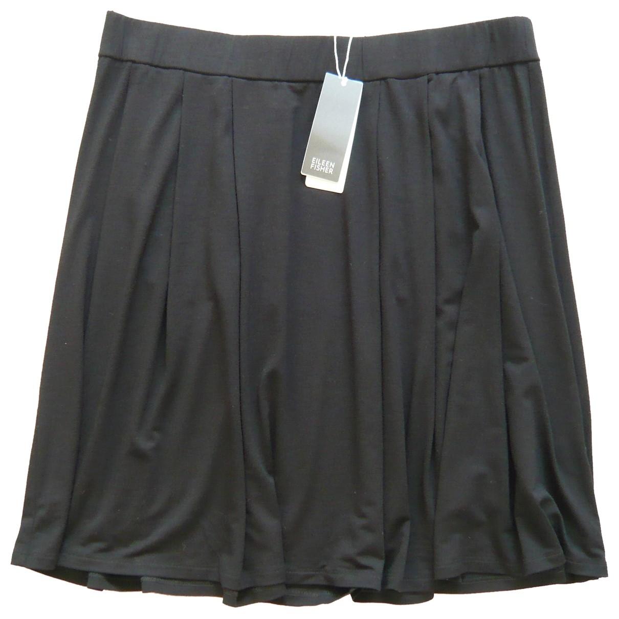 Eileen Fisher \N Black skirt for Women XL International