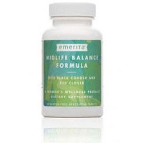 Menopause Plus Formula 60 vegcaps by Emerita