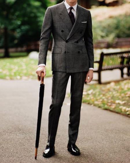 Men's Kingsman Costume