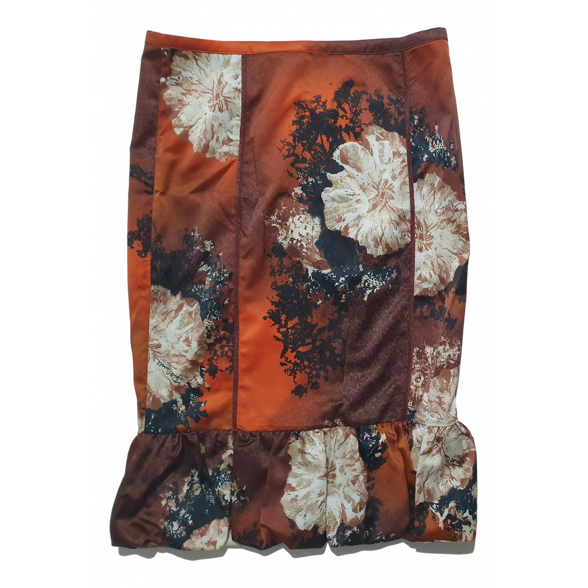 Just Cavalli \N Multicolour skirt for Women 40 IT