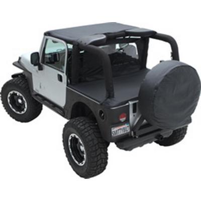 Smittybilt Standard Top (Black) - 90501