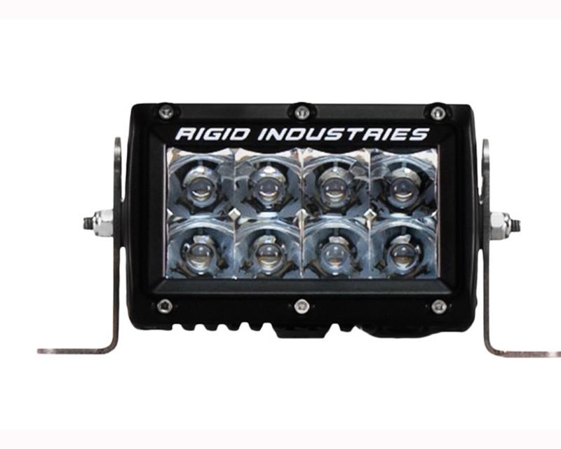 Rigid Industries 104222 E-Series 4 Inch Spot Amber LED