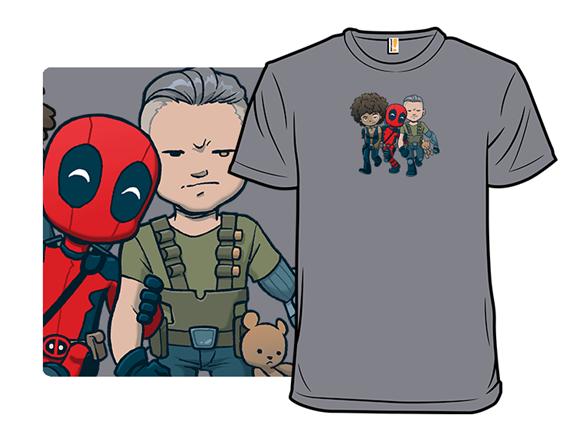 Hardcore Bffs T Shirt